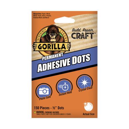 Gorilla Permanent Adhesive Dots