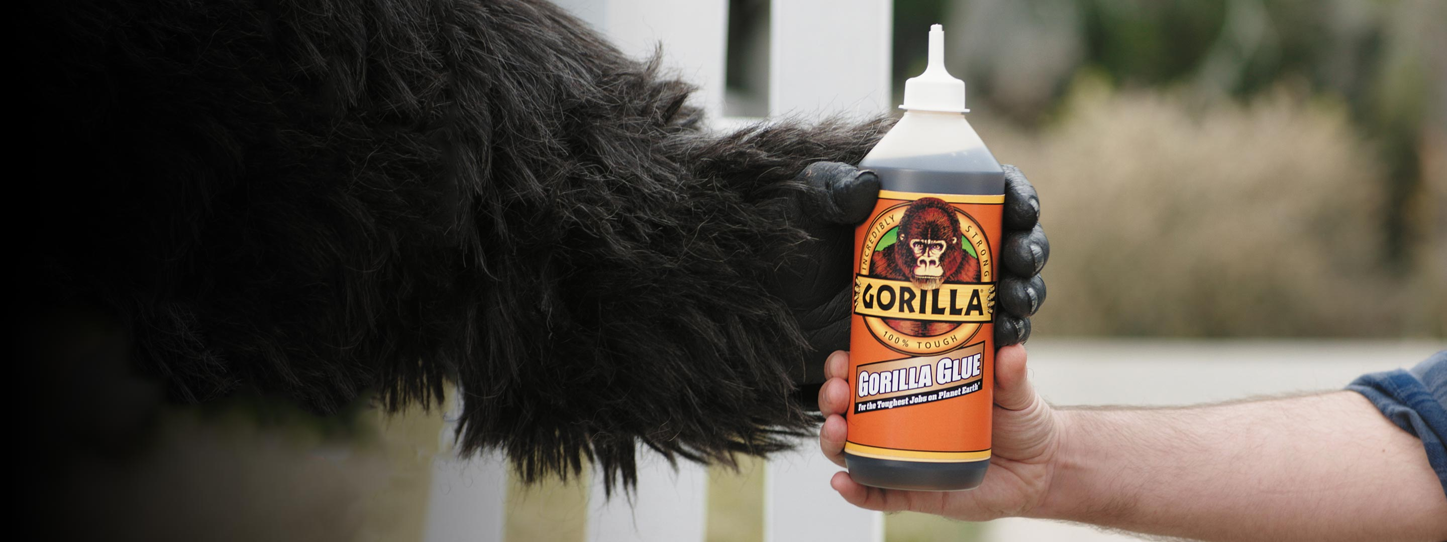 Incredibly Strong Glues Tapes Amp Sealants The Gorilla