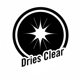 Product Feature Dries Clear