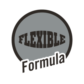 CLEAR Flexible Formula Icon