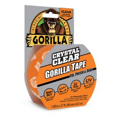 Crystal Clear Gorilla Tape
