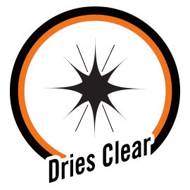 Dries clear icon