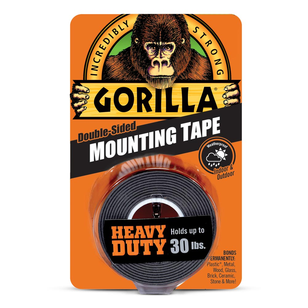 Gorilla Heavy Duty Mounting Tape Gorilla Glue