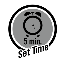 Gorilla Epoxy – Set Time Icon