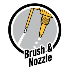 Gorilla Super Glue Brush & Nozzle – Brush & Nozzle Icon