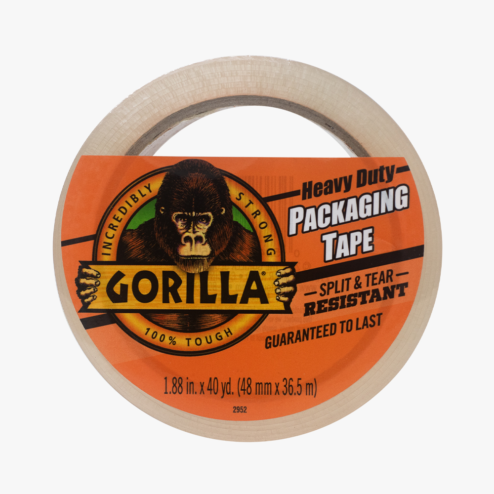 Gorilla Heavy Duty Packaging Tape Large Core Refill