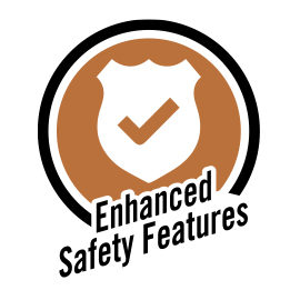 enhanced safety features