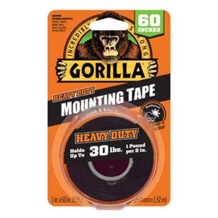 Gorilla Heavy Duty Mounting Tape