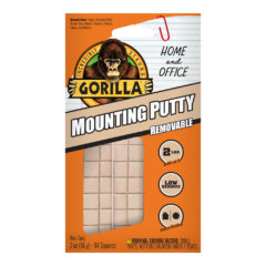 Gorilla Mounting Putty