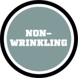 non-wrinkling