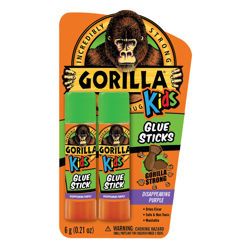 Gorilla Kids Glue Stick | Gorilla Glue | Gorilla Glue