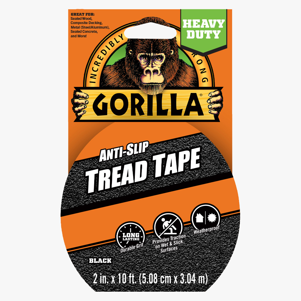 Gorilla Anti-Slip Tread Tape
