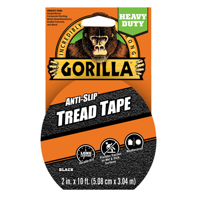 Gorilla Anti-Slip Tread Tape