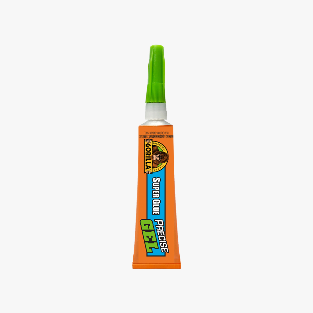 Gorilla Super Glue Precise Gel