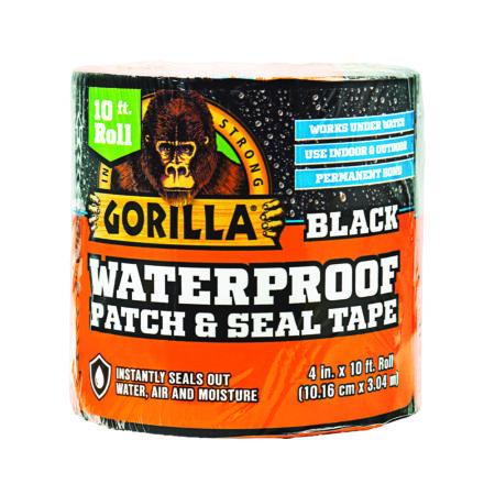Gorilla Waterproof Patch & Seal Tape Black