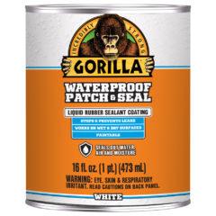 Gorilla Waterproof Patch & Seal White Liquid
