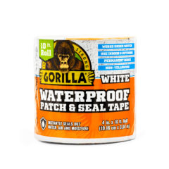 Gorilla Waterproof Patch & Seal Tape White