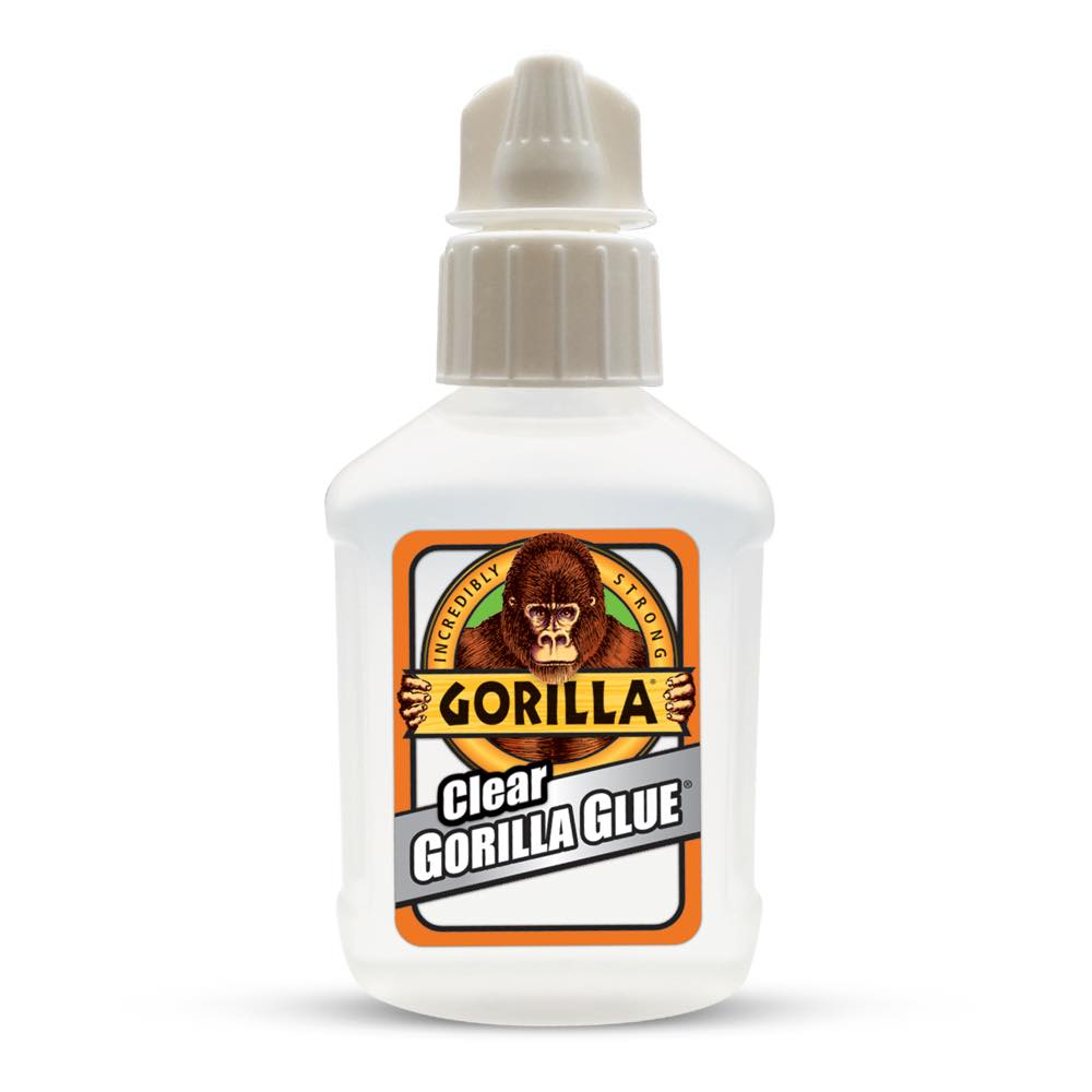 Clear Gorilla Glue Gorilla Glue Gorilla Glue