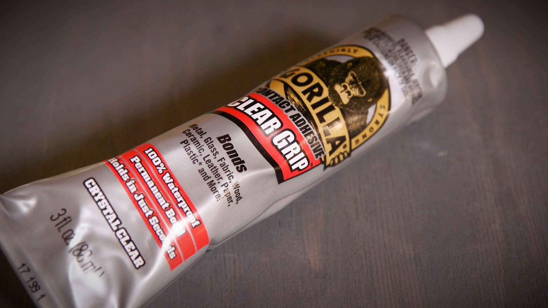 Gorilla Clear Grip® | Gorilla Glue | Gorilla Glue