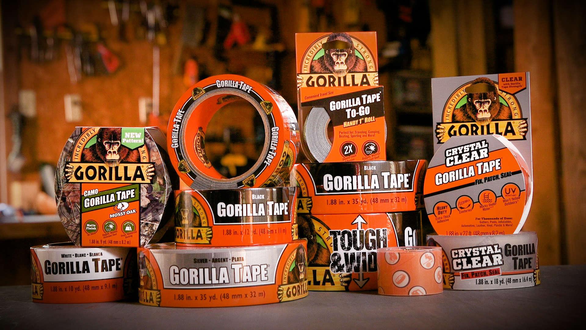 Black Gorilla Tape Gorilla Glue Gorilla Glue