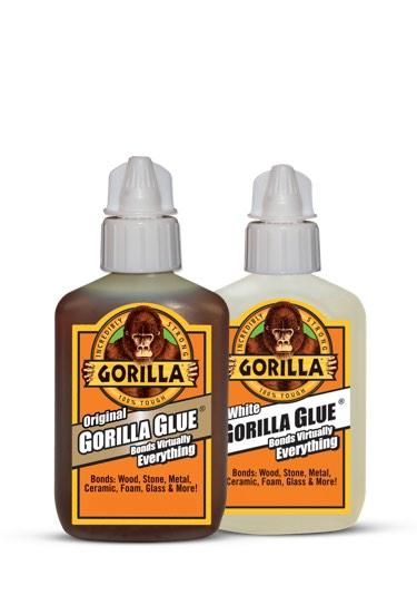 Compare Glues | Gorilla Glue | Gorilla Glue