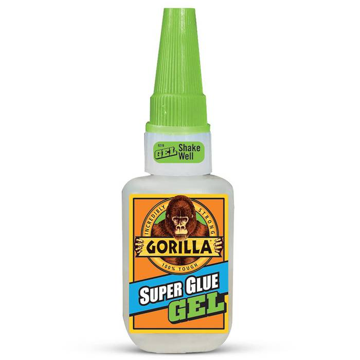 Gorilla Super Glue Gel Gorilla Glue