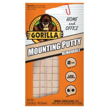 Gorilla Mounting Putty