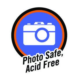 photo safe, acid free