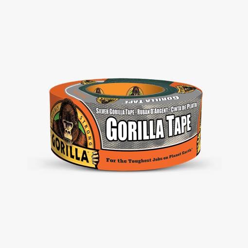 Silver Gorilla Tape