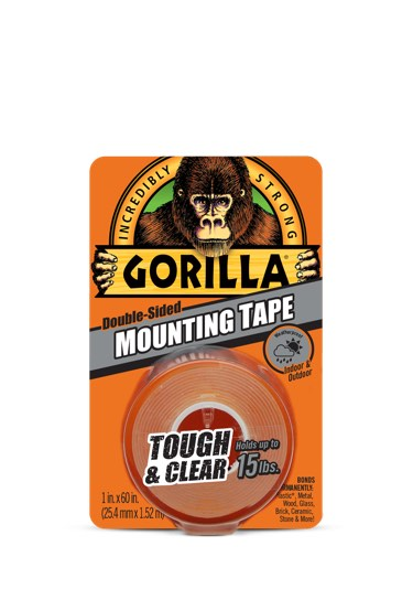 Tough & Clear Mounting Tape